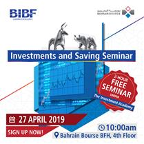 Investment & Savings Seminar